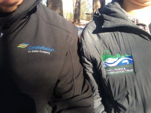 Constellation, an Exelon Company, has partnered with the Lowell Parks & Conservation Trust to offer quarterly volunteer opportunities for its employees.