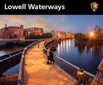 Lowell Waterways, Lowell National Historical Park