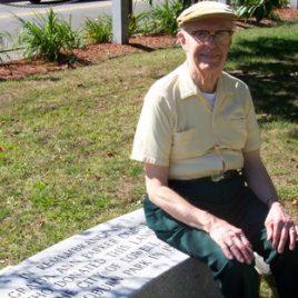Alfred H. Coburn at Coburn Park