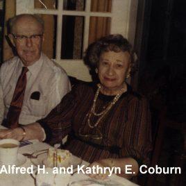 Alfred & Kathryn Coburn