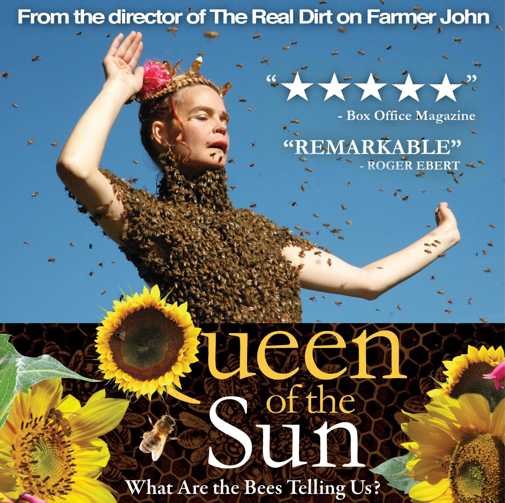 Eco-film: Queen of the Sun, beekeepers