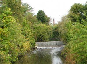 River Meadow Brook Dam/Hales Brook Dam