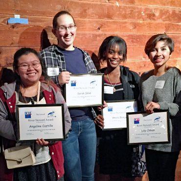 River Stewardship Awards Ceremony 2017